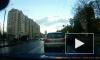 На видео попал момент массовой аварии на Гражданском проспекте