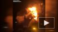 Видео: в США после удара молнии сгорела 150-летняя ...