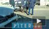 На Синопской собирается пробка из-за массового ДТП