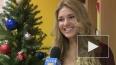 Модели не могут отказаться от оливье в Новый год