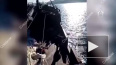 Опубликовано видео осмотра рыболовецкой шхуны КНДР