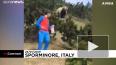 В Италии 12-летний мальчик спокойно ушел от преследовавш ...