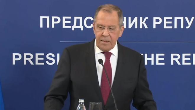 Лавров рассказал о намерении России и Сербии развивать сотрудничество в борьбе с пандемией