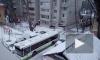 Появилось новое видео с места взрыва в жилом доме Ростова-на-Дону