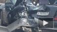 Видео: на Мурманском шоссе произошла серьезная авария ...
