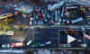Видео кошмарного ДТП 56 машин в Китае, унёсшего жизни 17 человек