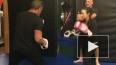 Сильвестр Сталлоне побил певицу в боксёрском спарринге
