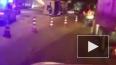 Видео из Москвы: В ДТП у фуры оторвало кабину и выбросило ...