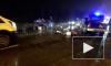 На Петрозаводском шоссе произошла смертельная авария незадолго до полуночи