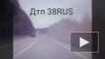 Опубликовано видео момента смертельного ДТП с маршруткой ...