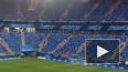 Крышу стадиона на Крестовском закрыли перед матчем ...
