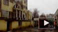 В Петродворцовском районе Санкт-Петербурга горело ...