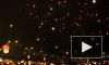 Лои Кратонг в Петербурге. Самый масштабный запуск фонариков на территории России