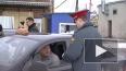 Полиция отнимает машины у таксистов