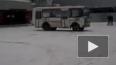 Видео дрифтующего ПАЗика ошеломило Новосибирск