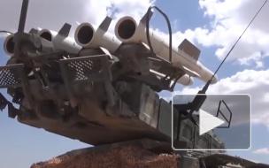 Ракетная атака Израиля отражена сирийской ПВО