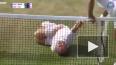 Забавное видео: Ветеран Уимблдона спародировал на ...
