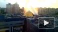 Фонтан кипятка с 10-этажный дом на Просвещения петербуржцы ...