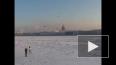 В Санкт - Петербурге морозы крепчают, а МЧС организовали ...