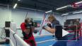 Видео: хоккеисты СКА выступили на ринге против бойцов ...