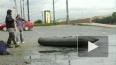 Наводнение в Петербурге: в ресторан - на лодке