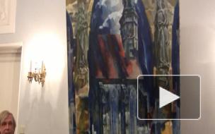 Вячеслав Чеботарь показал свои  гигантские размеры
