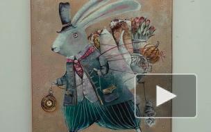 """Видео: международная выставка """"Время пить чай"""" открылась в библиотеке Аалто"""