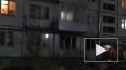 В гатчинской пятиэтажке загорелась квартира