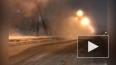 В Рыбацком прорвало трубопровод с кипятком: двор на Кара...