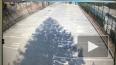 Видео из Калининграда: На игровую площадку детского ...