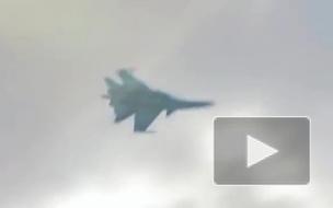 Возле Латакии в Сирии разбился российский истребитель СУ-30 СМ