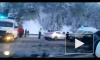 Авария в Ханты-Мансийске 05.02.2014: при столкновении 6 автомобилей погиб человек, есть пострадавшие