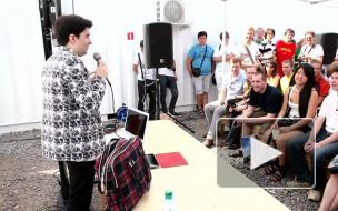 Ай-ти пикник в Новой Голландии собрал больше 1000 участников