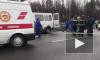 Серьезная авария на КАД у Краснофлотского: погиб водитель