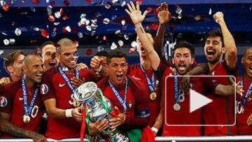 Португалия — победитель Евро-2016