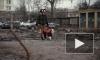 У элитного ЖК в центре Петербурга образовалось непроходимое болото