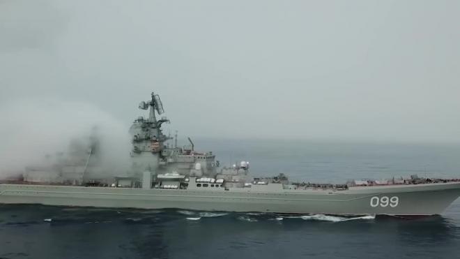 Модернизацию российского флота высоко оценили в Китае