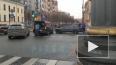 """В центре Петербурга столкнулись два """"Мерседеса"""". Один из..."""