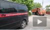 Видео: в Выборге стартовал ремонт дорог