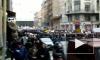 25.02.2012 СПб Шествие на митинг