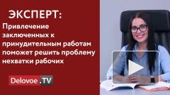 Глава Минюста РФ одобрил идею замещения труда мигрантов заключенными