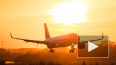 Самолет не долетел до Пулково и экстренно сел в Воронеже