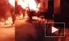 Ночью на улице Доблести горела иномарка, а на Малой Карпатской - гараж