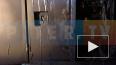 Видео: как выглядит очаг пожара на Коломяжском