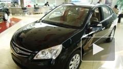 Hyundai показал в Китае свой собственный электрокар