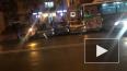 Видео из Кемерово: Троллейбус протаранил 8 автомобилей