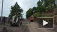 Видео: на Смоляном мысе продолжаются работы по благоустр...
