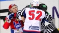 СКА победил ЦСКА благодаря шайбе Афиногенова