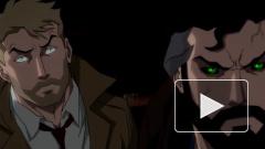 Всети появился отрывок из мультика«Темная Лига Справедливости»