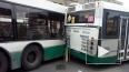 Пассажиры, получившие травмы в ДТП с двумя автобусами, ...